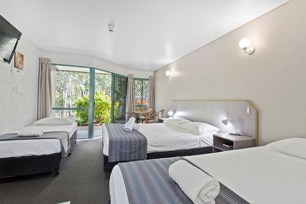 Capricorn Motel  Conference Centre - Australia Accommodation