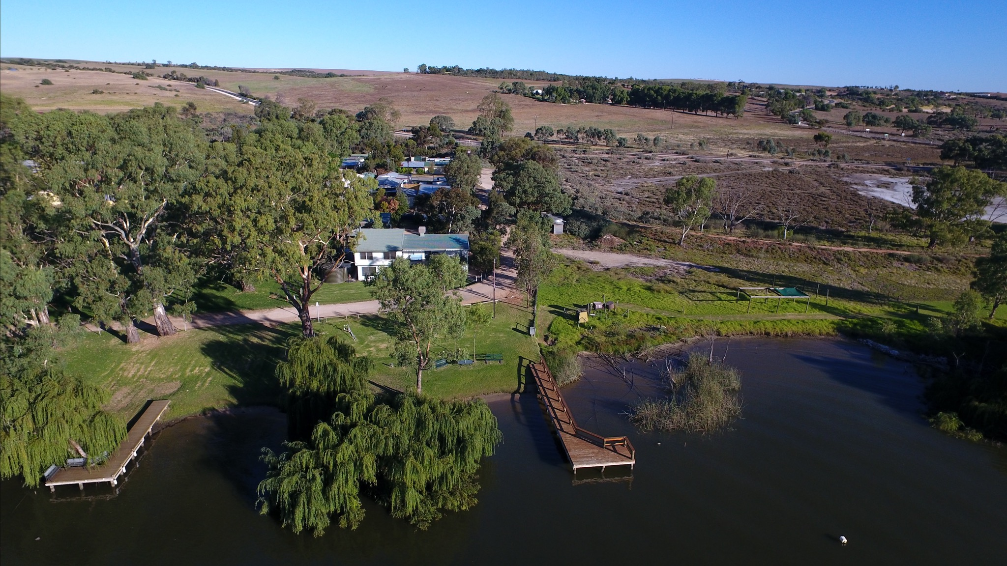 River Shack Rentals - Murray Terrace - Australia Accommodation