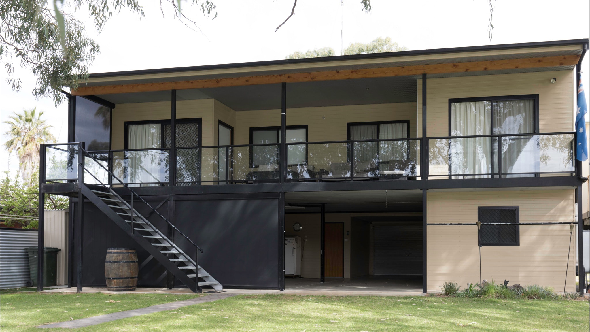 River Shack Rentals - Page Drive Blanchetown - Australia Accommodation