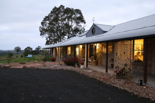 BellbirdHill Bed  Breakfast - Australia Accommodation