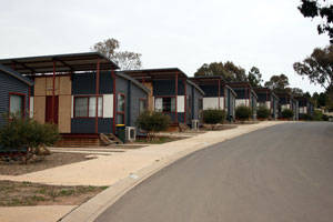 Eaglehawk Holiday Park - Australia Accommodation