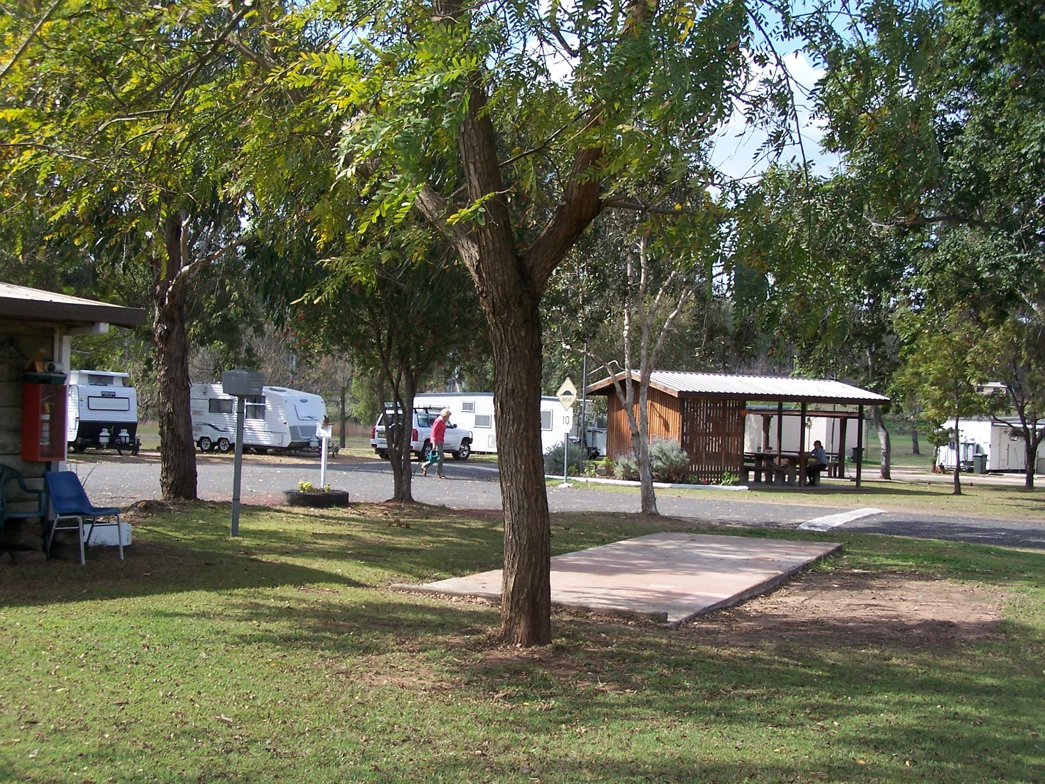Eidsvold Caravan Park - Australia Accommodation