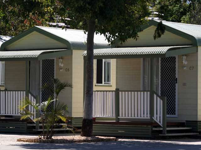 Emerald Cabin  Caravan Village - Australia Accommodation