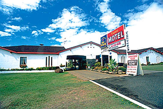 Espana Motel - Australia Accommodation