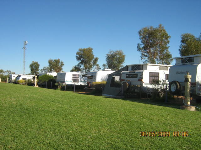 Explorers Caravan Park - Australia Accommodation