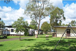 Glasbys Caravan Park - Australia Accommodation