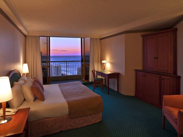 Hotel Grand Chancellor Surfers Paradise - Australia Accommodation