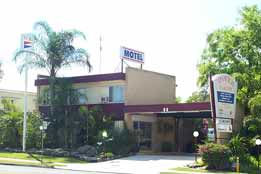 Ipswich City Motel - Australia Accommodation