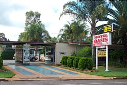 Motel Oasis - Australia Accommodation