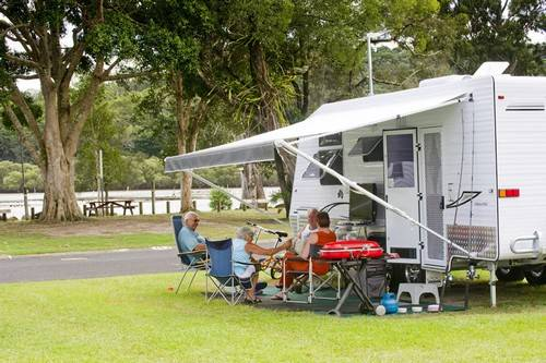 North Coast Holiday Parks Ferry Reserve - Australia Accommodation