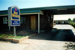 Oasis Motor Inn - Australia Accommodation