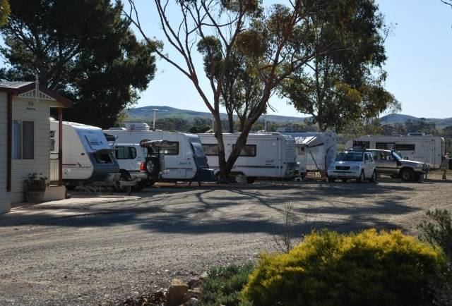 Orroroo Caravan Park - Australia Accommodation