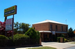 Rodney Motor Inn - Australia Accommodation