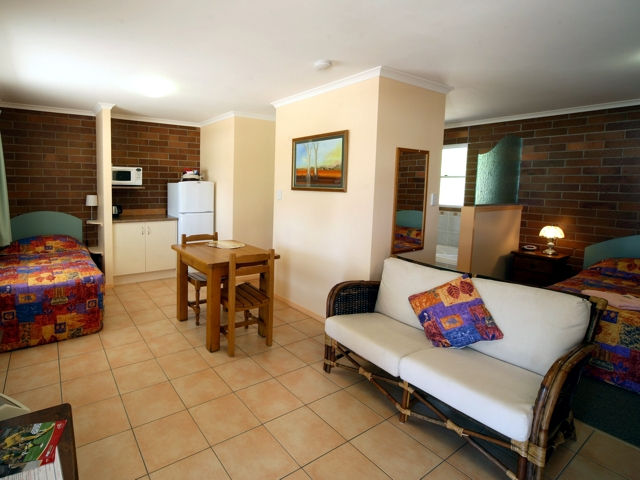 Rubyvale Motel  Holiday Units - Australia Accommodation