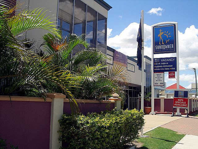 Sundowner Rockhampton Motel - Australia Accommodation