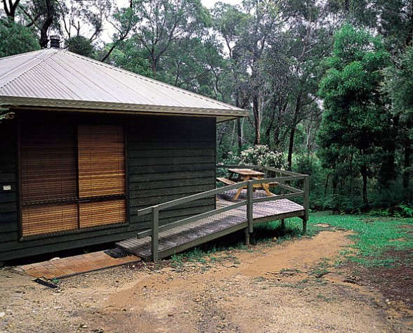 Twin Falls Bush Cottages - Australia Accommodation