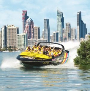 Paradise Jetboating - Australia Accommodation