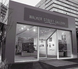 Walker Street Gallery - Australia Accommodation
