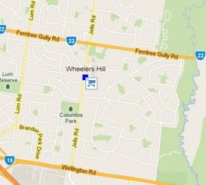 Wheelers Hill Shopping Centre - Australia Accommodation