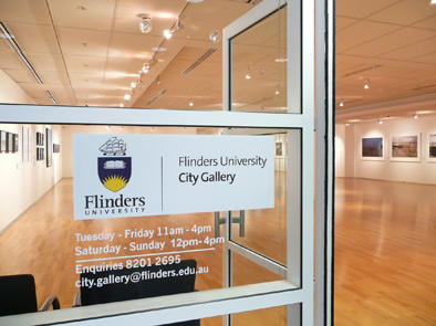 Flinders University City Gallery - Australia Accommodation