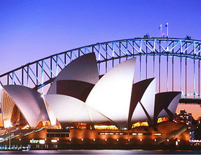 Sydney Opera House - Australia Accommodation