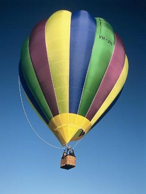 Balloon Safari - Australia Accommodation