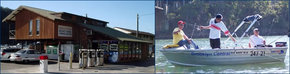 Brooklyn Central Boat Hire  General Store - Australia Accommodation
