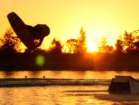 Bonney's WA Water Ski Park - Australia Accommodation