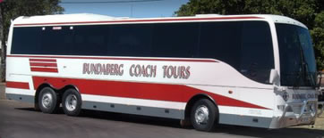 Bundaberg Coaches - Australia Accommodation