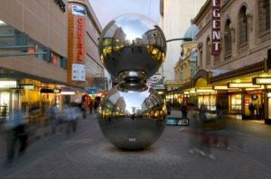 Rundle Mall - Australia Accommodation