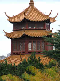 Chinese Garden of Friendship - Australia Accommodation