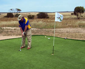 Nullarbor Links World's Longest Golf Course Australia - Australia Accommodation