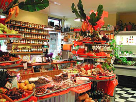 The Organic Market  Cafe - Australia Accommodation
