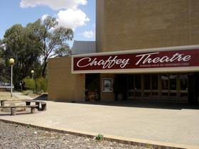 Chaffey Theatre - Australia Accommodation