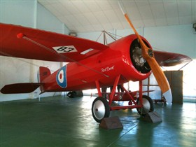 Captain Harry Butler Red Devil Monoplane Memorial - Australia Accommodation