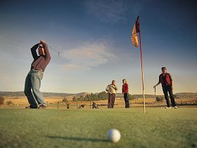 Ratho Farm  Golf - Australia Accommodation