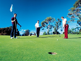 Scamander River Golf Club - Australia Accommodation
