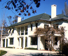 Prime Minister's Lodge - Australia Accommodation