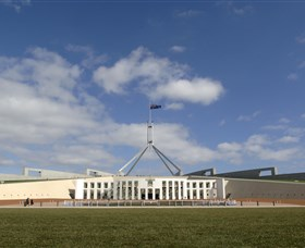 Parliament House - Australia Accommodation
