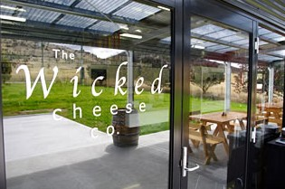 The Wicked Cheese Company - Australia Accommodation