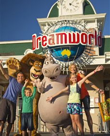 Dreamworld - Australia Accommodation