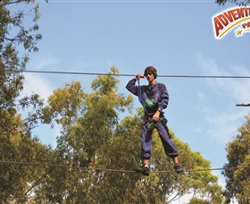 Adventure Parc at Currumbin Wildlife Sanctuary - Australia Accommodation