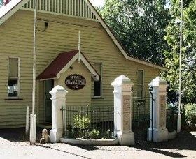 Montville Memorial Precinct - Australia Accommodation