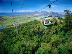 Skyrail Rainforest Cableway - Australia Accommodation