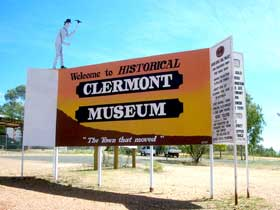 Clermont Historical Centre and Museum - Australia Accommodation
