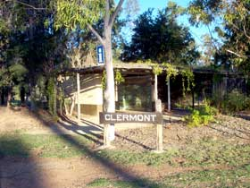 Clermont - Old Town Site - Australia Accommodation