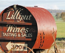 Lilliput Wines - Australia Accommodation