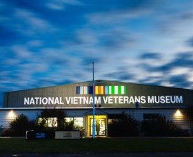 National Vietnam Veterans Museum - Australia Accommodation