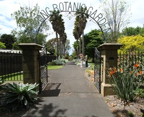Friends of Geelong Botanic Gardens - Australia Accommodation