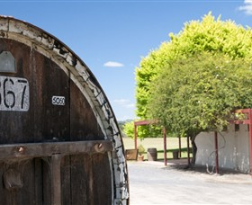 St Huberts Cellar Door  Vineyard - Australia Accommodation